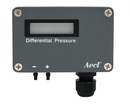 Transmissor de pressão diferencial - transmissor de pressão diferencial de montagem em parede