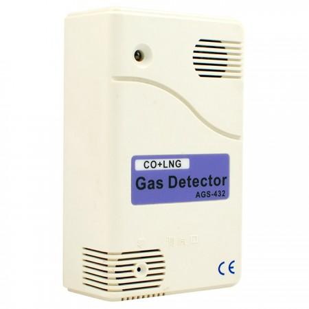 Detector de gás / CO