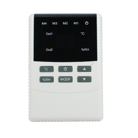 Interruptor de temperatura y humedad