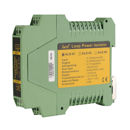 Loop Power Isolator - Loop power isolator