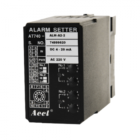 DC Limit Alarm - DC limit alarm