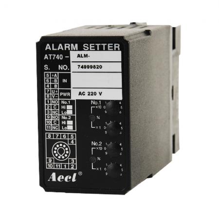 AC Limit Alarm - AC limit alarm