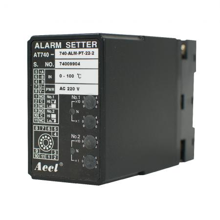 热电偶温度警报设定器