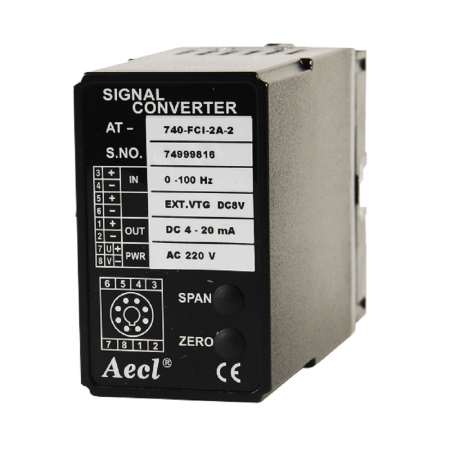 Isolated Frequency Converter - Isolated Frequency converter