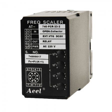Frequency Scaler - Frequency scaler