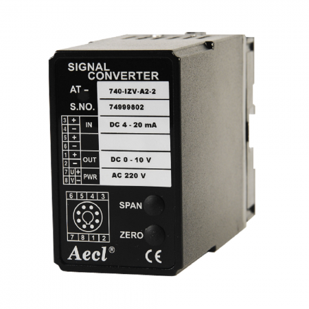 DC Converter - Isolated DC signal converter