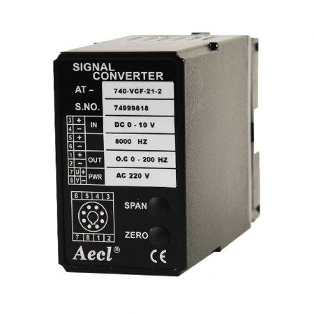 Frequency Converter - Frequency converter