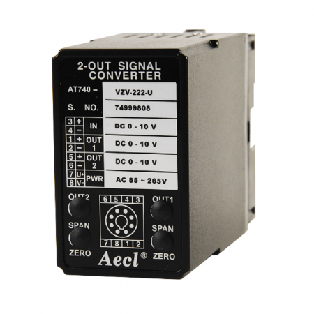 Isolated 2-Output DC Converter