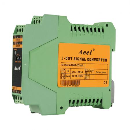 DC Signal Converter (Slim Type) - Signal converter