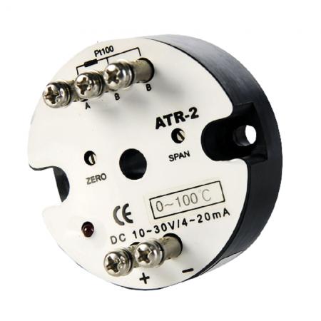 Transmissor de temperatura de dois fios
