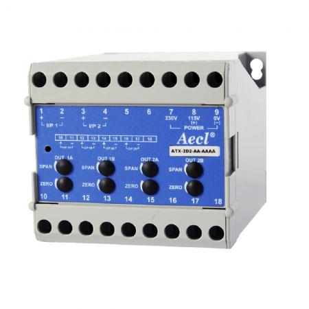 Dual Channel DC Converter - Dual channel DC converter