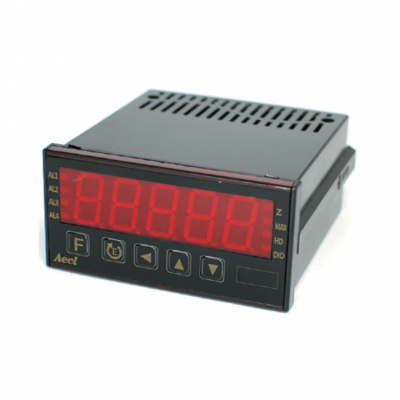 5 Digital Micro-Process Meter with 2 Alarms/Analog Outputs/RS485