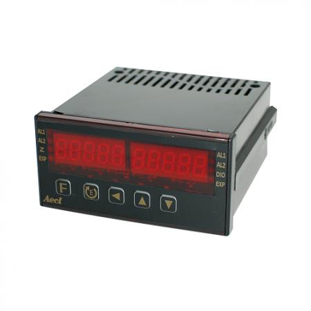 "5 Digital (0.4"" LED) Dual Input & Screen Micro-Process Meter"