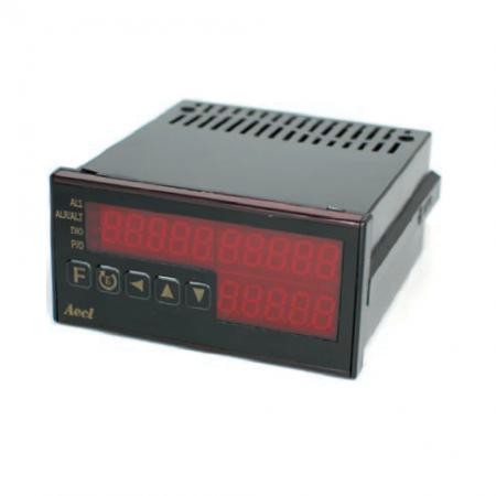 10 Digital Micro-Process Pulse Input Totalizer Meter