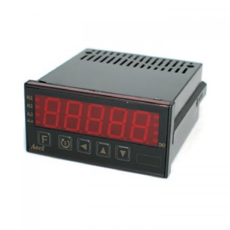 "5 Digital (0.8"" LED) Micro-Process Pulse Input Flow Meter"