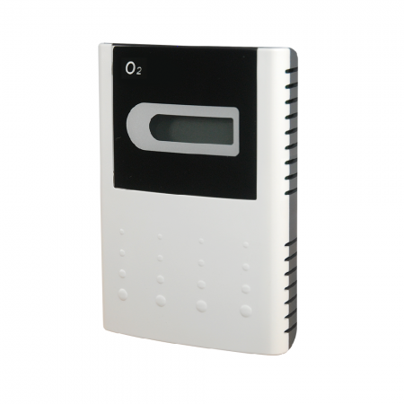 Oksijen (O2) Vericisi (LoRa Eşler Arası) - Oksijen Hava Kalitesi Vericisi O2 sensörü