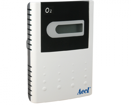 Oxygen transmitter - wall mount oxygen transmitter
