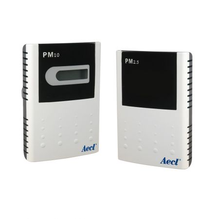 Particulate matter sensors - PM2.5 and PM10 transmitter