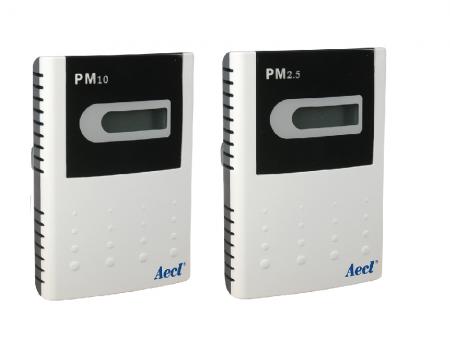 Sensores de material particulado LoRa - sensores sem fio PM2.5 e PM10