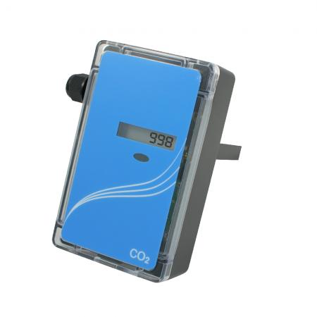 Karbondioksit Verici (Standart ve Yüksek Seviye Tipi) (Eşler arası LoRa) - Karbondioksit Sensörü CO2 Sensörü