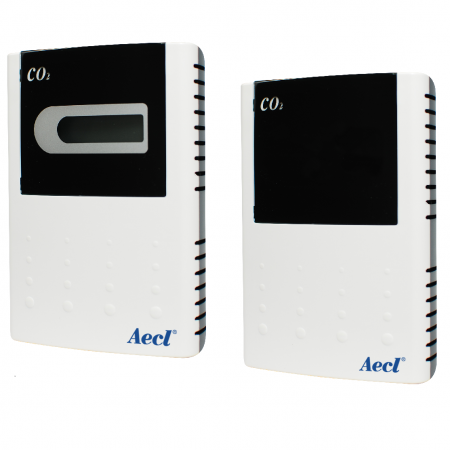 LoRa Oxygen / CO / CO2 Sensor - LoRa CO2 sensor