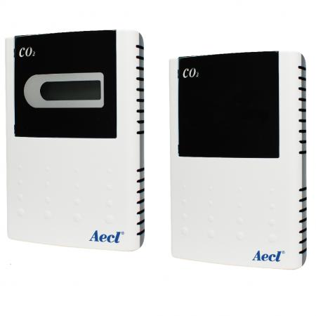 Transmisor de CO2 LoRa - transmisor inalámbrico de CO2 LoRa
