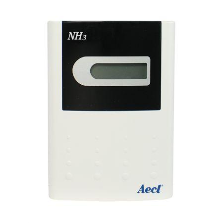 氨氣(NH3)傳訊器 (LoRa Peer to Peer) - 氨氣(阿摩尼亞 Amomonia)濃度偵測