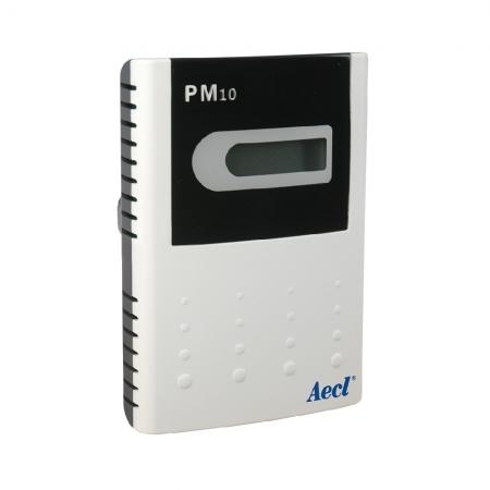 Transmisor de calidad del aire PM10