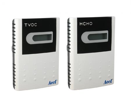 LoRa transmitters for HCHO / TVOC measurements - LoRa TVOC and HCHO sensor node