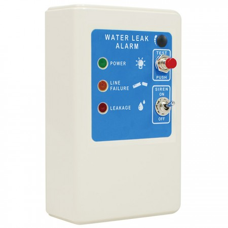 Water leak alarm