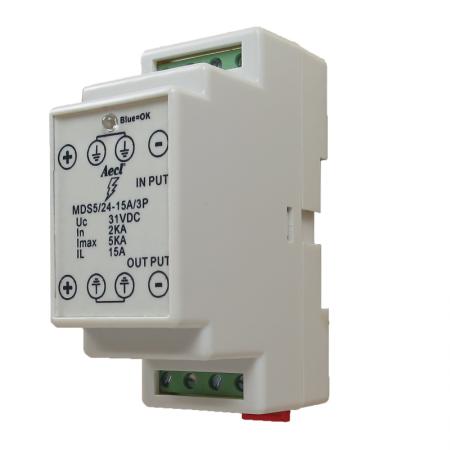 低电压电源用避雷器