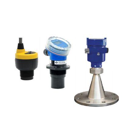 Medição e interruptor de nível de líquido FLOWLINE