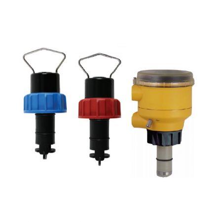 + GF + Medição de Fluxo de Líquido SIGNET - + GF + SIGNET Sensores de fluxo de líquido