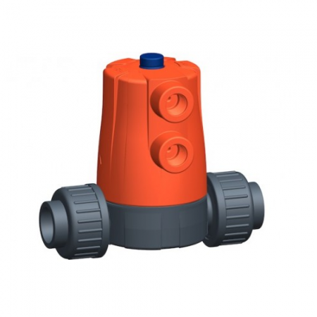 Válvulas de diafragma pneumáticas