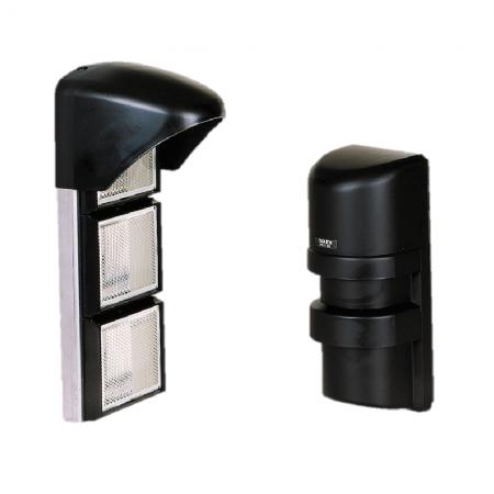 Reflective Photoelectric Beam Sensor - Reflective Photoelectric Beam Intrusion Detection