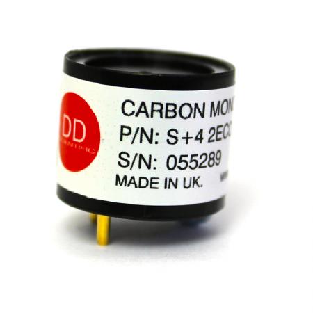 Sensor de monóxido de carbono del electrodo