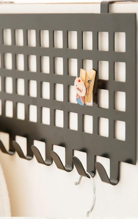 Cintre sur la porte