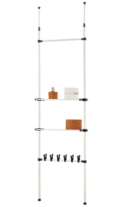 Ceiling Telescopic Storage Shelving
