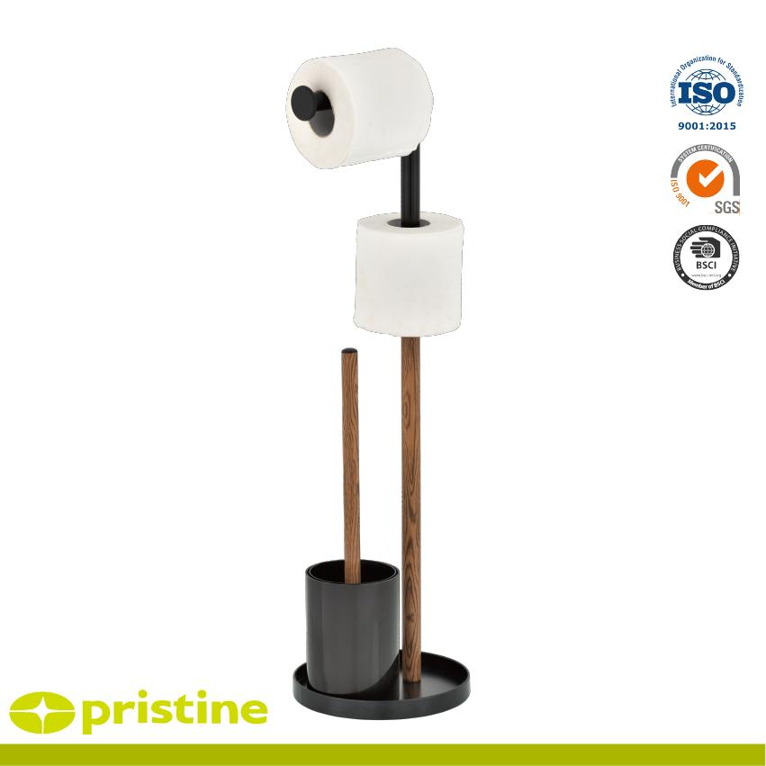 Toilettenpapierhalter Rollenhalter Toilettenpapier Halter ausziehbar Teleskop