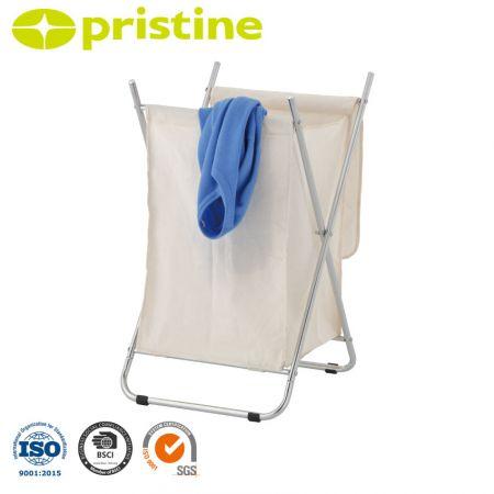 Sturdy Cloth Single Laundry Hamper Bag