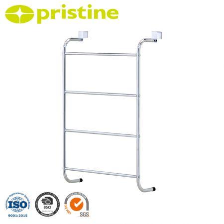 4 Rail Over Door Hanger Hook for Bathroom - Over the door towel rack