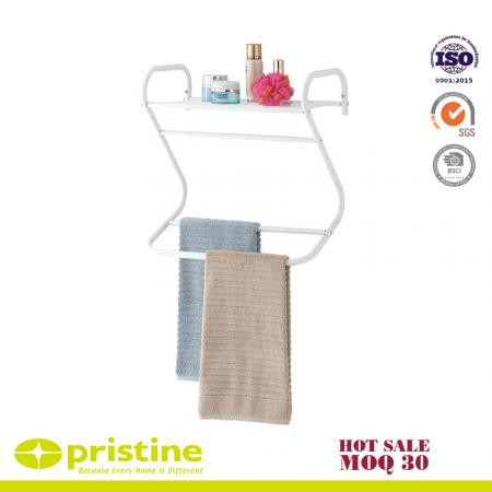 Multifunctional Wall Mounted Towel Rail
