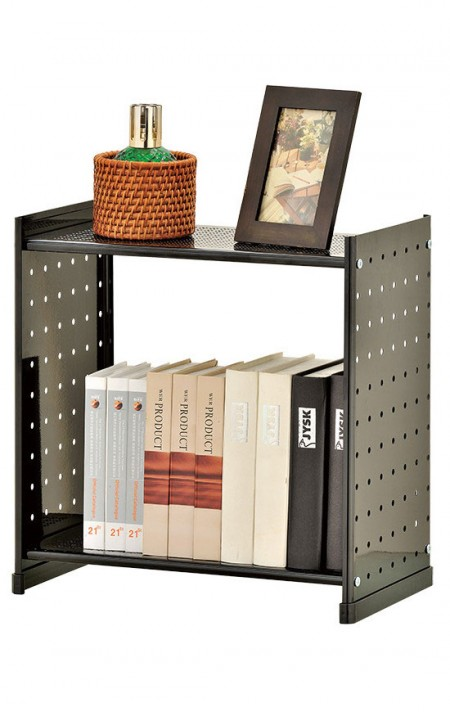 Office Accessary - With the extra space under the stand, you can store your keyboard, stapler, notepads, and much more!