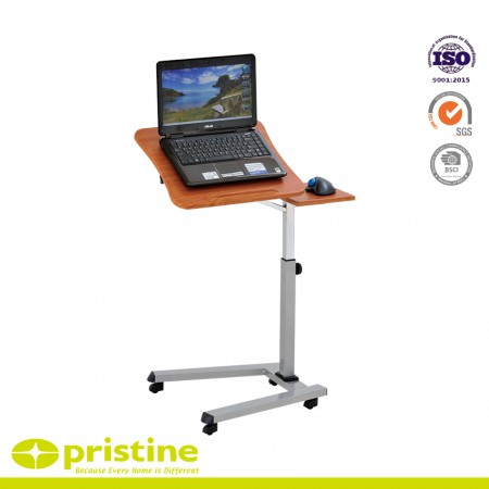 Use it as overbed table tray, laptop cart, medical tray or as a projector stand