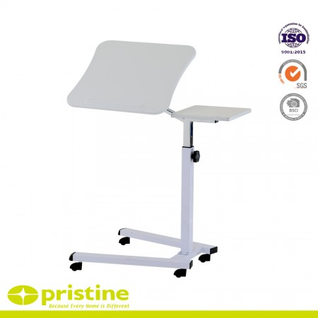 Height-adjustable podium; or as an alternative to standard office and computer desks