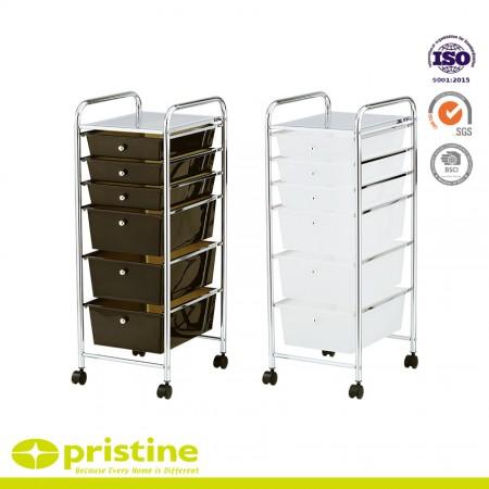 Drawer trolley cart