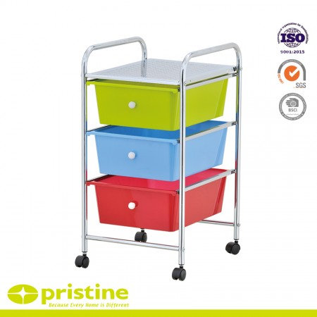 Storage cart 6-drawer