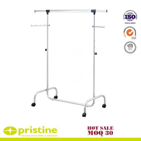 Heavy Duty Single Clothes Hanger Stand - clothing racks for sale