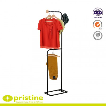 Coat rack is easily move anywhere at entryway, bedroom or office or the place you want
