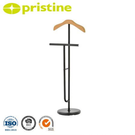 Stylish Suit Valet Stand - suit stand